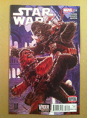 Star Wars (2015) #14 Vader Down Part 5 Jason Aaron Mike Deodato Nm 1St Printing