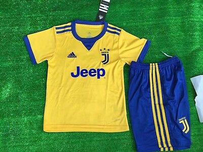Ensemble Football Maillot + Short Enfant Kids Juventus Turin Adidas 2017/2018