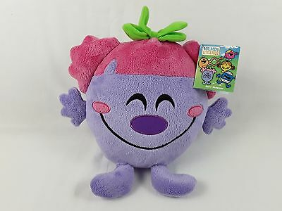 "Mr Men & Little Miss Naughty Door Stop 10"" Soft Toy Plush Brand New With Tag"