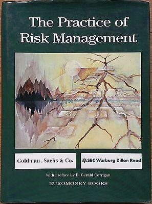 The Practice of Risk Management von Euromoney Books