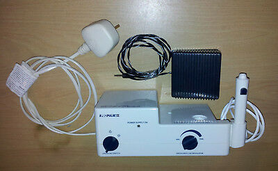 Propulse II Electronic Ear Irrigator Syringe System With FootSwitch but no tank