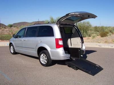 2011 Chrysler Town & Country Touring Wheelchair Handicap Mobility Van 2011 Chrysler Town & Country Touring Wheelchair Handicap Mobility Van Best Buy
