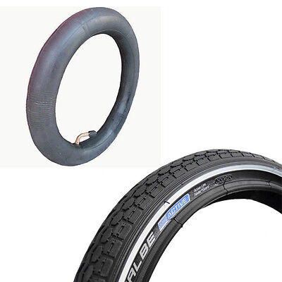 "2 x 12.5"" Puncture Protected tyres & a.v. inner tubes for Bugaboo Gecko"