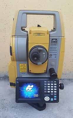 Topcon DS200-series Motorized Total Station DS-203AC PS-105A PS-103A QS1A ES-105