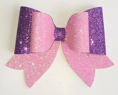 Plastic Bow Template To Make Your Own Hair Bows Approx 5.5 To 6 Inches