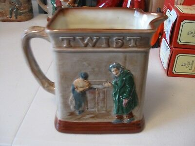 Royal Doulton Series Ware Pitcher D6285 Oliver Twist Jug