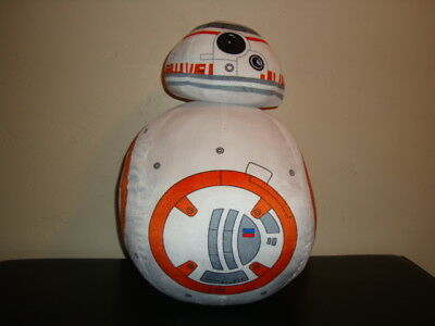 "Star Wars Episode VII The Force Awakens BB-8 Large Pillow Buddy 16"" Swivel Head"