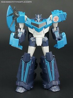 Transformers Robots in Disguise Blizzard Strike Optimus Prime Action Figure 5.5""