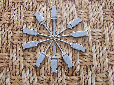 HP Agilent SMD IC Grabbers Clips Probes Hooks 5090-4833 x10