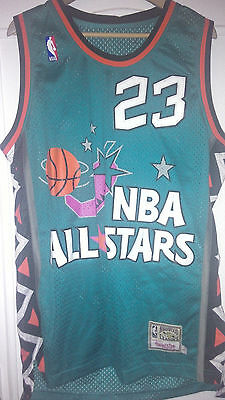 Jersey JORDAN #23 All Star Game 95 TAILLE L
