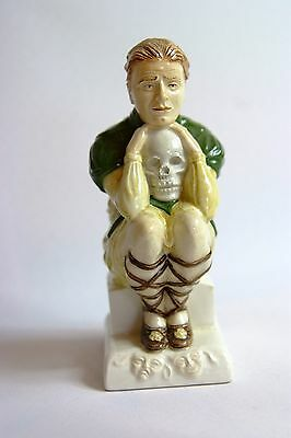 Macbeth, Figurine from the Shakespeare Collection by H J Wood Pottery