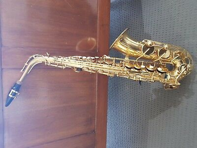Alto Saxophone Yamaha AS386 (includes hard case & accessories)