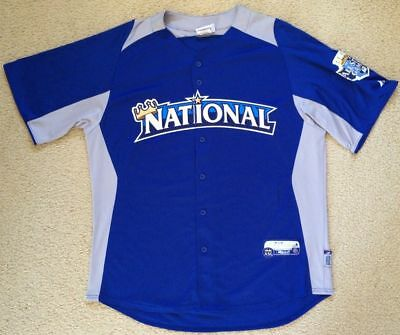 Authentic 2012 MLB Baseball All Star Game Jersey - Mens Size XL - Majestic - VGC