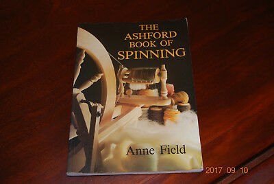 The Ashford Book Of Spinning Anne Field