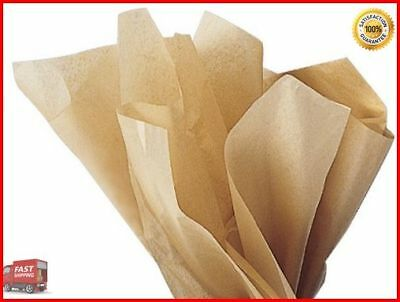 """Acid Free Tissue Paper 100 Sheets 15""""x20"""" Acid-Free 100% Recycled Neutral New"""