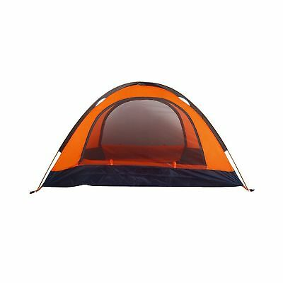 Tent 2 Person Camping Tents 4 Season Windproof Waterproof Tentage with Carry Bag
