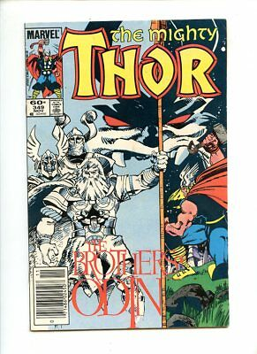The Mighty Thor #349 (1984) VF- 7.5