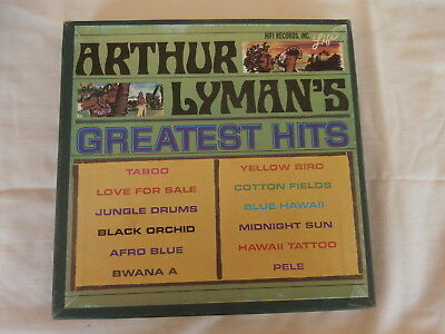 ARTHUR LYMAN'S Greatest Hits