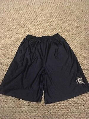 AND1 Youth Large 14-16 Navy Shorts (Free Shipping)