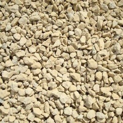 Cotswold Decorative Gravel South Cerney Chippings bulk bags or loose 20mm