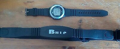 Water Resistant Calorie Counter Heart Rate Monitor Watch B-hip 12 (NEW)