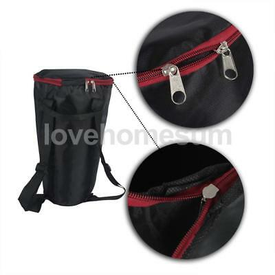 Portable Djembe Backpack Shoulder Carry Bag 10.62 x 6.1 x 16.14inch
