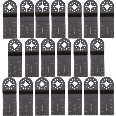 20PCS 35mm Coarse Blades Fein Multimaster Bosch Makita Oscillating Multitool