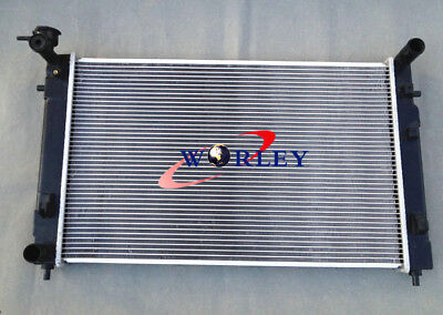 Radiator for Holden Commodore VT(Series 1 and 2) VX V6 Dual Oil Cooler MANUAL MT