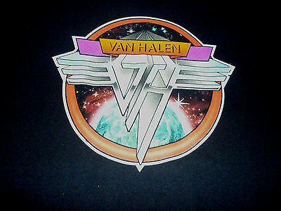 Van Halen Shirt ( Used Size L ) Very Good Condition!!!