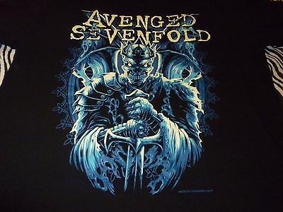 Avenged Sevenfold Shirt ( Used Size XXL ) Very Nice Condition!!!