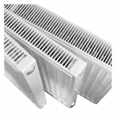 Compact Panel Radiators 500 & 600 mm height -type 11,21 & 22 - 10 Yrs Warranty