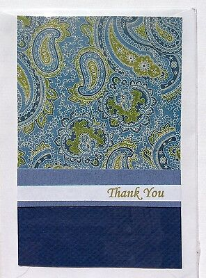 """Handmade """"Thank You"""" Card, Blank Inside, Max $2 Postage For Any Number of Cards"""