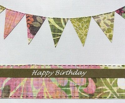Handmade Birthday Card, Blank Inside, Max $2 Postage For Any Number of Cards