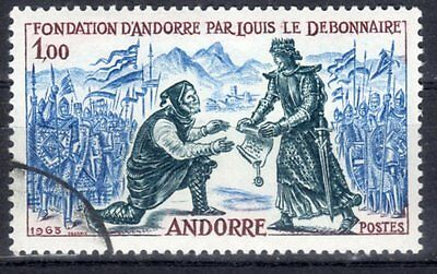 French Andorra. Edifil 189. Very fine used.