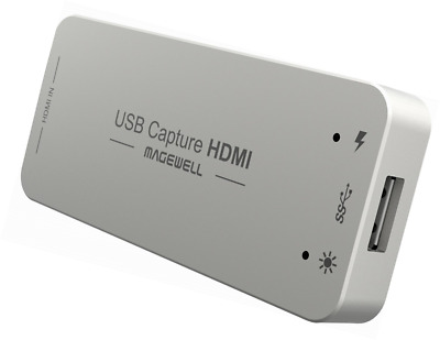 Magewell XI100DUSB-HDMI - Gen 2 - HDMI to USB 3.0 Video Capture Dongle