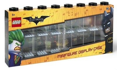NEW LEGO The Batman Movie Minifigure Display Case 16 from Mr Toys