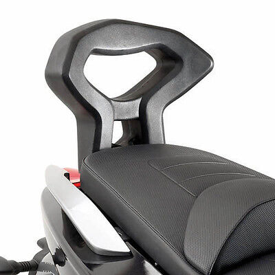 GILERA GP 800 BACKREST GIVI TB711 comfort backrest for scooter Gilera GP800 new