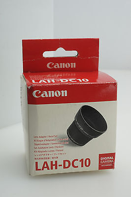 NEW Canon LAH-DC10 Lens Adapter Hood Set for Powershot S1 IS Digital Camera S1IS