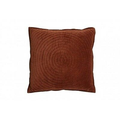 Design Kissen 50x50 cm CIRCLE velvet Orange (98496808590)