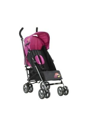 My Child Nimbus Buggy/Stroller.Pink.With Raincover And Free Buggy Blanket