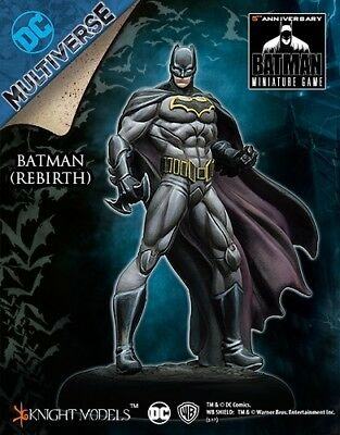 Batman Rebirth Knight Models Batman Miniatures Game Brand New KM-35DC164