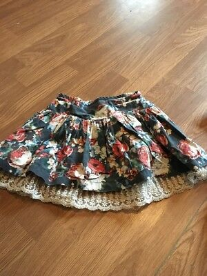 Girls Mamas And Papas Skirt Age 12-18 Months