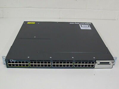 Cisco Ws-C3560X-48P-E. 90 Day Warranty. Free Uk Shipping.