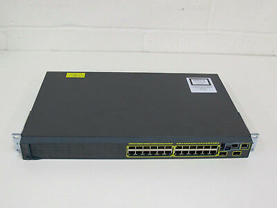Cisco Ws-C2960S-24Ts-S. 90 Day Warranty. Free Uk Shipping.