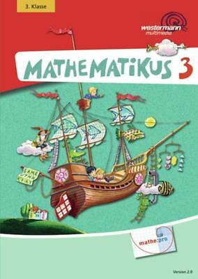 Mathematikus 3. CD-ROM für Windows Vista/XP/ME/NT/98/95