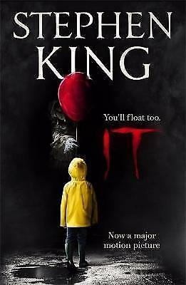 It: film tie-in edition of Stephen King?s IT by Stephen King New Paperback Book