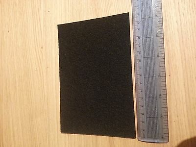 16cm x 11cm Pure Ness equivalent 1x Replacement Carbon Cat filter VAN NESS tray