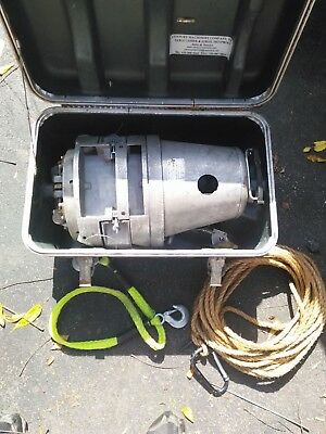 GMP General Machine Products  Model  J2 Aerial Cable Lasher