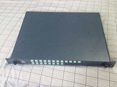 Kramer Electronics VP-128H 12x8 Computer Graphics Video Matrix Switcher, 15-pin