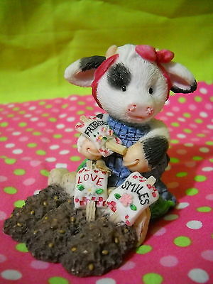 "Mary's Moo Moos ""sowing The Seeds Of Friendship"" Sty#207004 834Mm148"